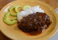 Chicken Mole Oaxaca