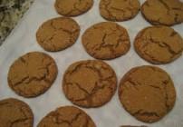Karen's Ginger Cookies