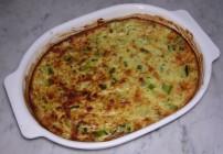 Pat's Zucchini Pasta Bake