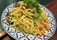 Donita's Thai Green Mango Salad