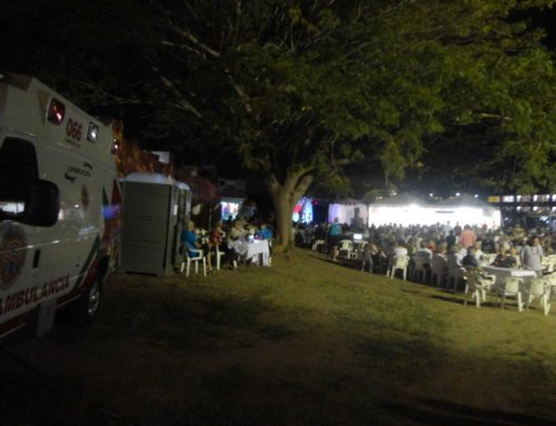 RnR huge crowds