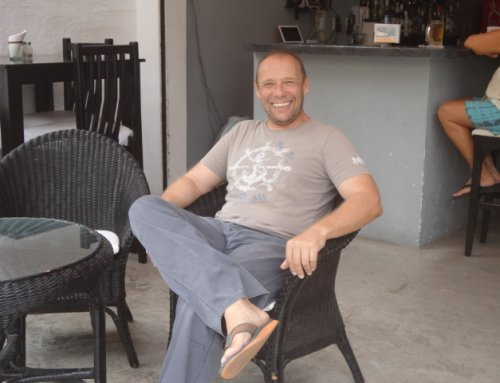 September 2015 – Pierre of Restaurant Ixta
