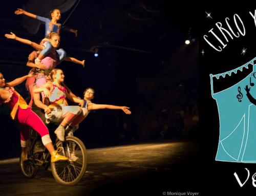 San Pancho's Circo de los Niños Presents Voilá!